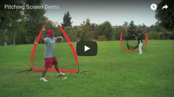 Pitching Screen Demo Video