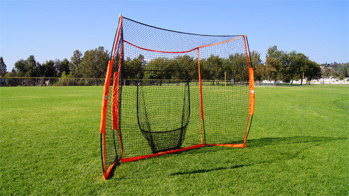 Bownet 8' x 12' (2.43m x 3.65m) Mini Backstop