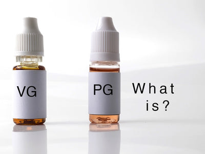 What Is VG/PG E-Liquid?