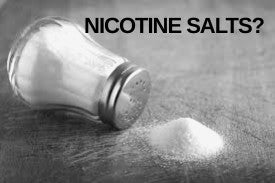 Nicotine Salts what are they