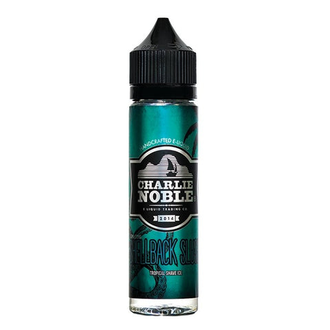 CHARLIE NOBLE E-LIQUID SHELLBACK SLUSH - VapeStuff NZ
