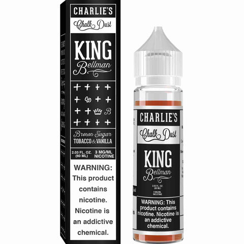 CHARLIE'S CHALK DUST - KING BELLMAN - VapeStuff NZ