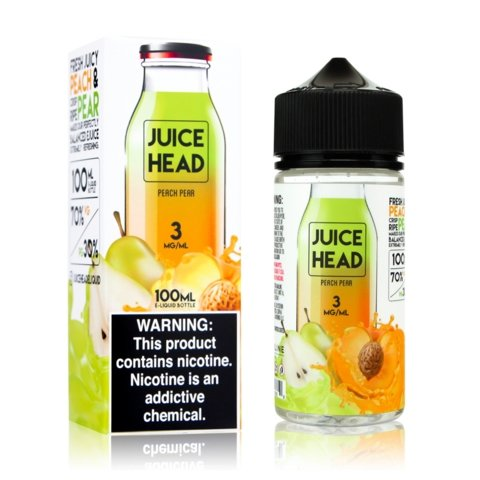 Juice Head - Peach Pear - VapeStuff NZ
