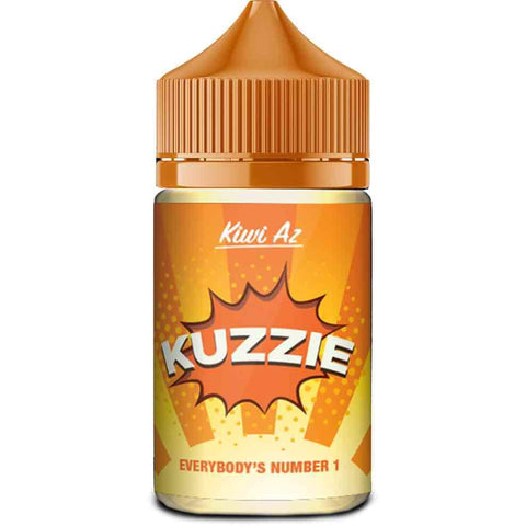 KIWI AZ E-LIQUID - KUZZIE 100ML - VapeStuff NZ