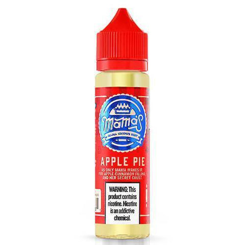 MAMA'S E-LIQUID- APPLE PIE - VapeStuff NZ