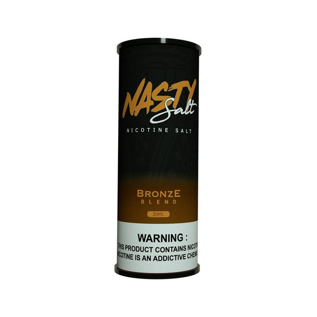 NASTY SALTS TOBACCO BRONZE BLEND - VapeStuff NZ