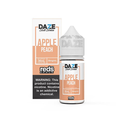 REDS APPLE SALTS - PEACH & APPLE - VapeStuff NZ
