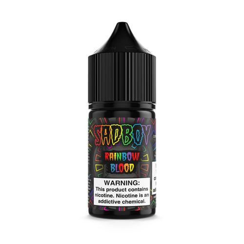 SADBOY SALTS - RAINBOW BLOOD - VapeStuff NZ