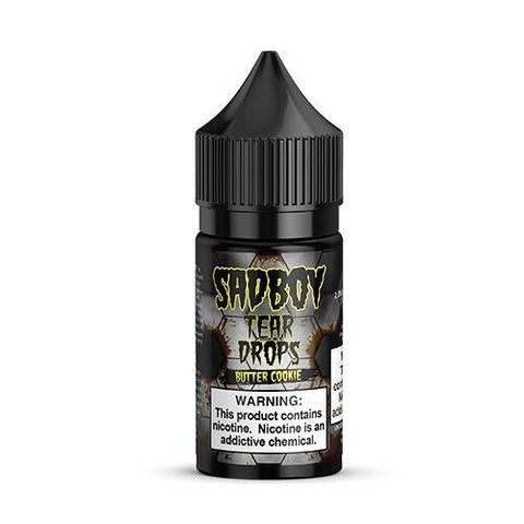 Sadboy Tear Drops - Butter Cookie Salts - VapeStuff NZ
