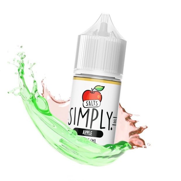 SIMPLY SALTS - SIMPLY APPLE - VapeStuff NZ