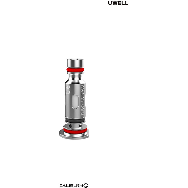 Uwell Caliburn G/Uwell KOKO Prime Pod Kit Replacement Coils 4pcs 0.8ohm