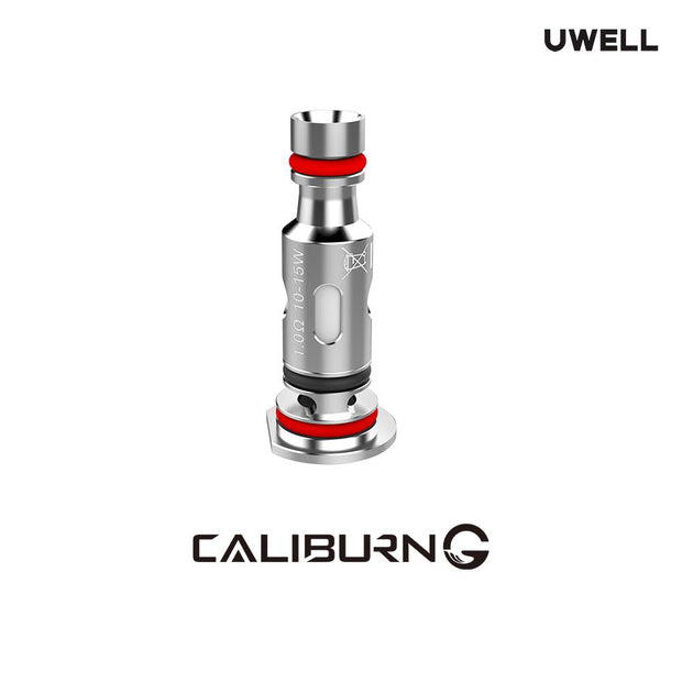 UWELL CALIBURN G REPLACEMENT COILS - VapeStuff NZ