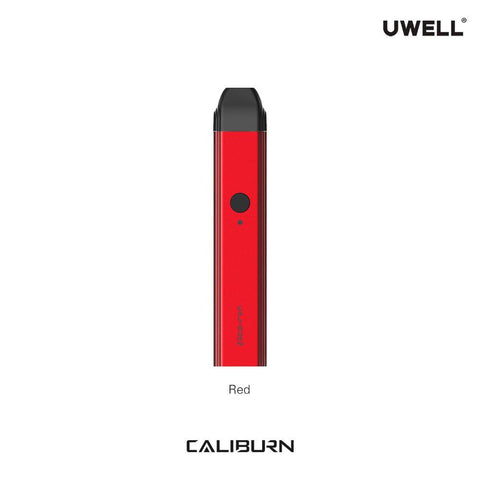 UWELL CALIBURN POD STARTER KIT - VapeStuff NZ