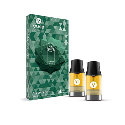 VUSE EPOD CUCUMBER MIX - VapeStuff NZ