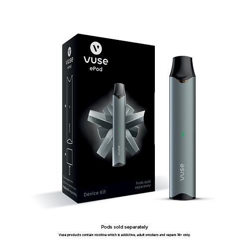 VUSE EPOD KIT - DEVICE ONLY | VUSE VAPE - VapeStuff NZ