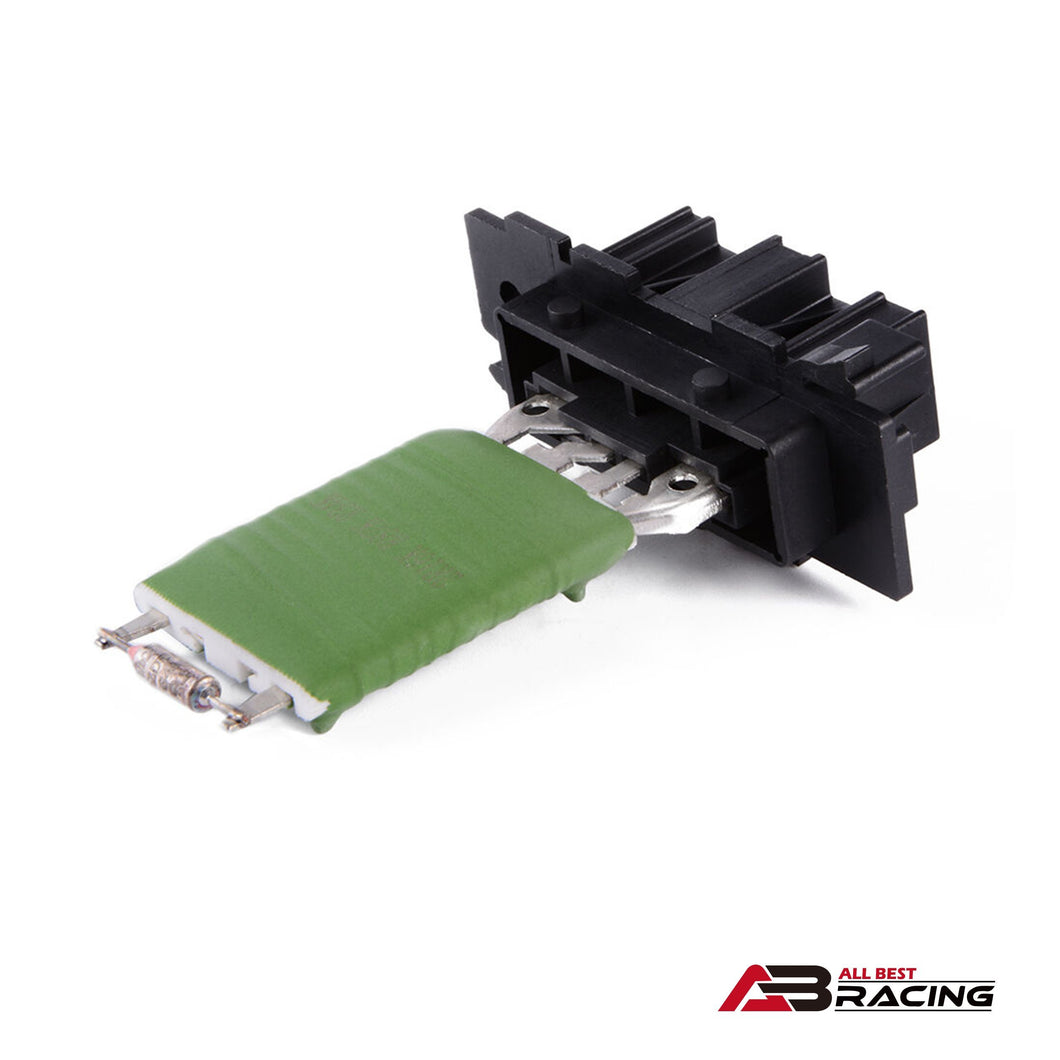 Heater Blower Motor Resistor For Fiat Grande Punto Vauxhall Opel Corsa - A.B.Racing Suspension Parts