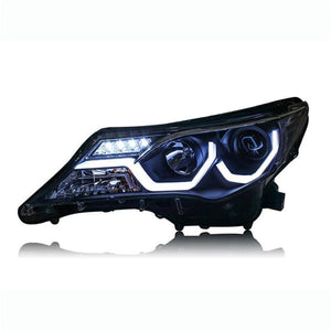 Headlights For Toyota RAV4 2013-2015 - A.B.Racing Suspension Parts
