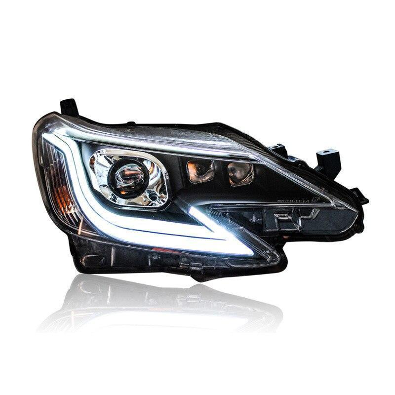 Headlights For Toyota Reiz 2014-2015 - A.B.Racing Suspension Parts