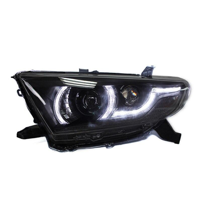 Headlight For Toyota Highlander 2012-2013 - A.B.Racing Suspension Parts