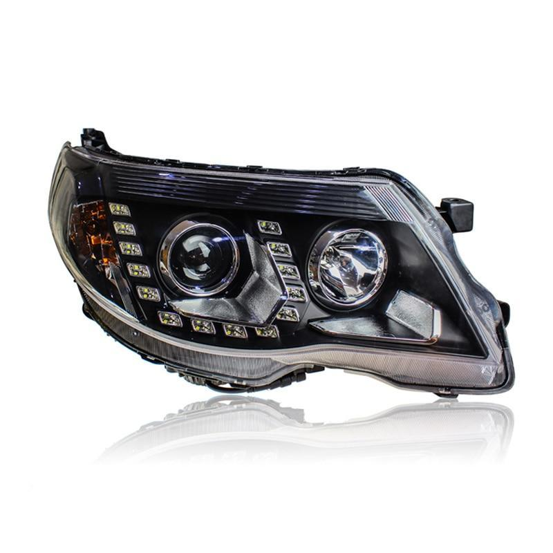 Headlights For Subaru Forester 2008-2012 - A.B.Racing Suspension Parts