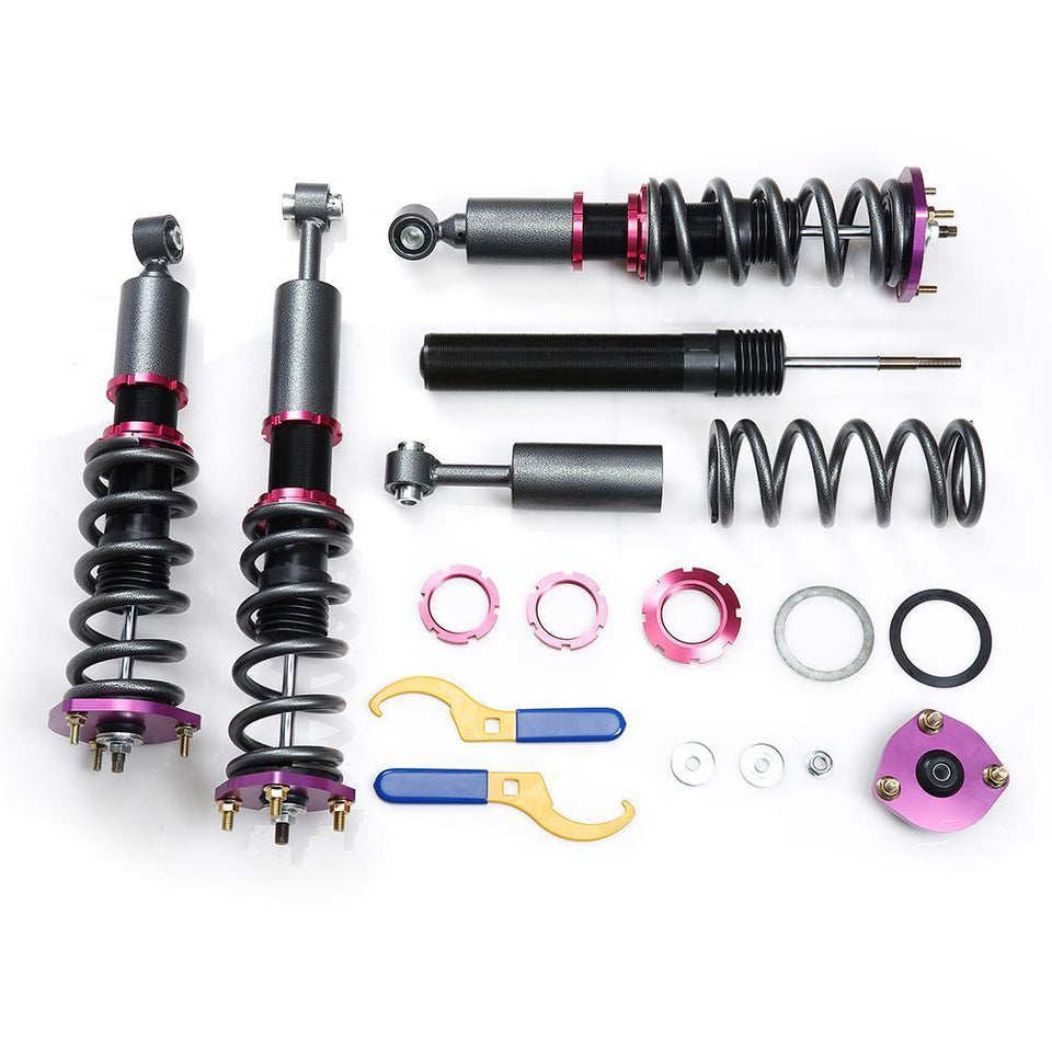 Toyota ALTEZZA RS200 Type-rs Coilovers Shocks 01-05 - A.B.Racing Suspension Parts