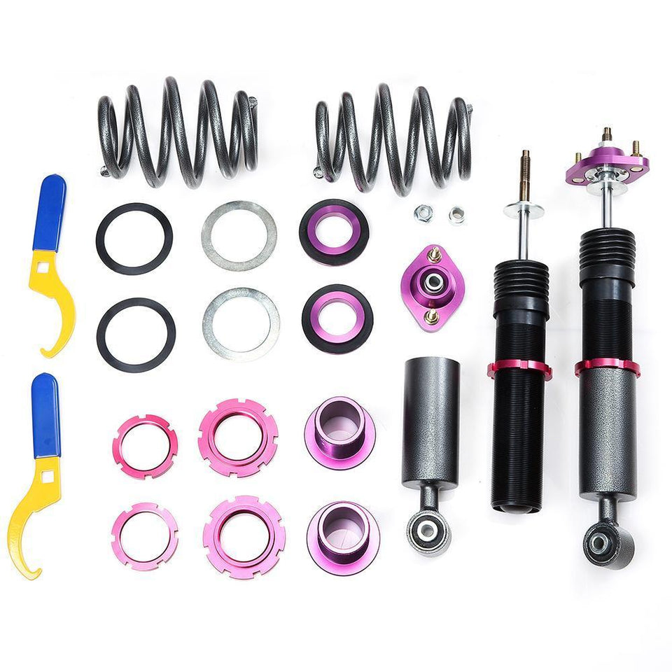 BMW E36 Coilovers Kit (M3) - A.B.Racing Suspension Parts