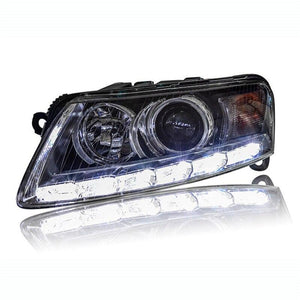 Headlight For Audi A6L 2005-2011 - A.B.Racing Suspension Parts
