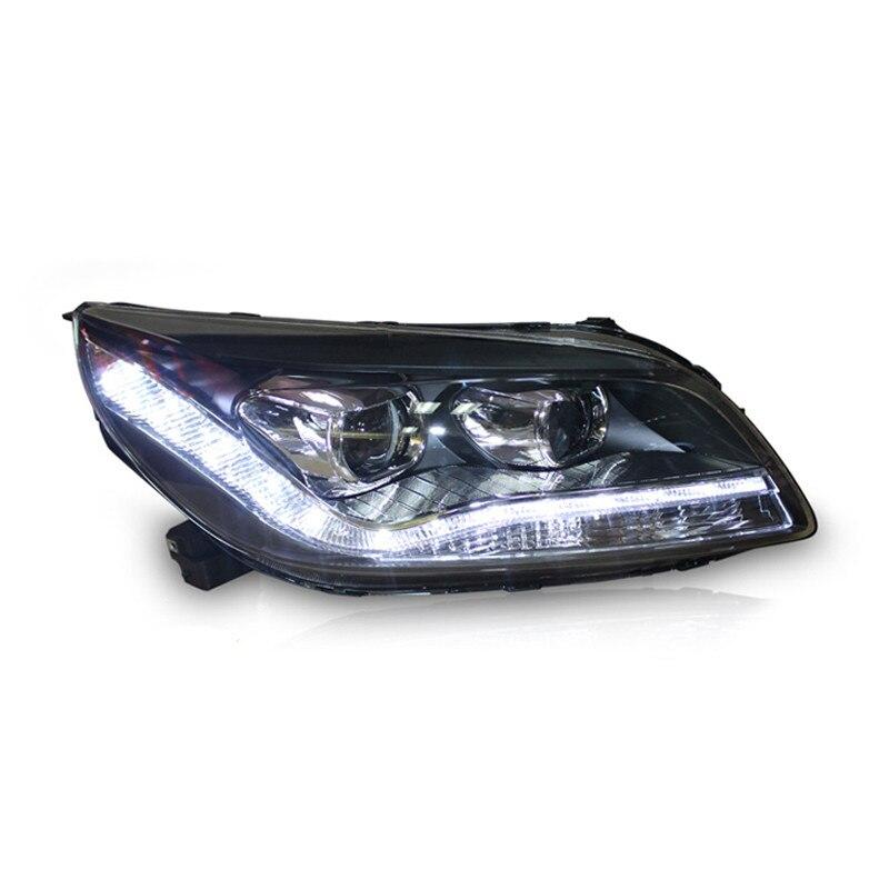 Headlight For Ford Malibu 2012-2014 - A.B.Racing Suspension Parts