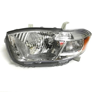 Headlights For Toyota Highlander 2009-2012 - A.B.Racing Suspension Parts