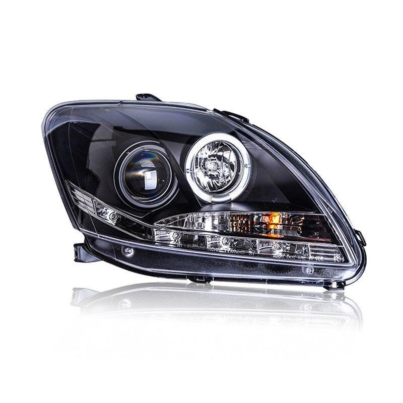 Headlight For Toyota Vios 2008-2013 - A.B.Racing Suspension Parts