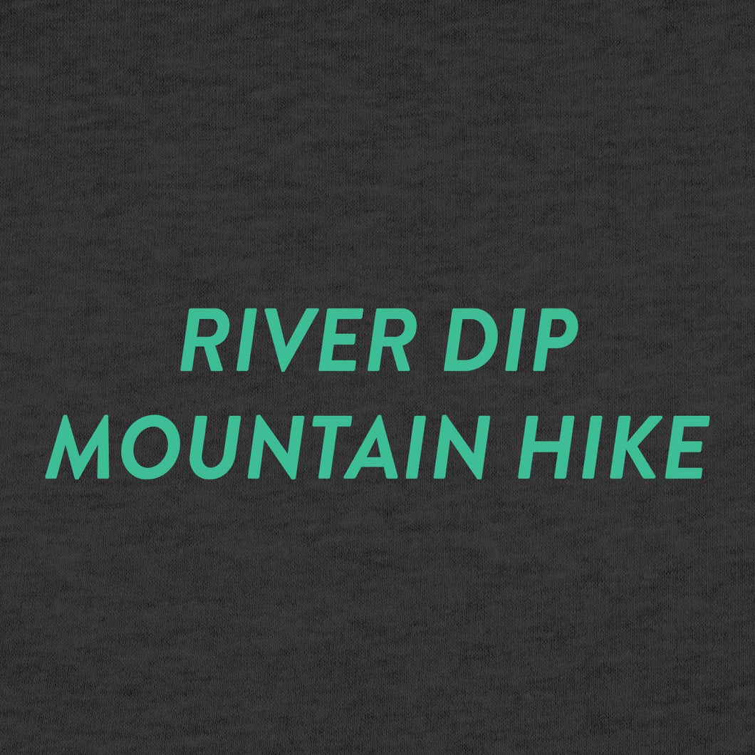River dip mountain hike