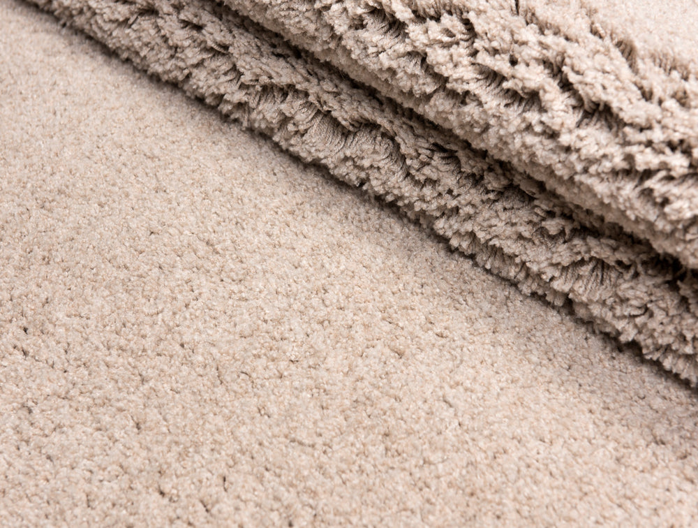 Empire Shaggy Oatmeal Luxury Shaggy Rug Femme Rugs
