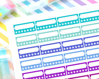 printable habit tracker planner stickers