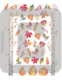 printable fall planner stickers leaves pumpkins and trees