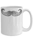 gifts for mustache lovers