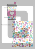 printable valentines day planner stickers