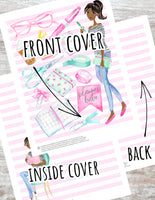planner babe custom happy planner covers