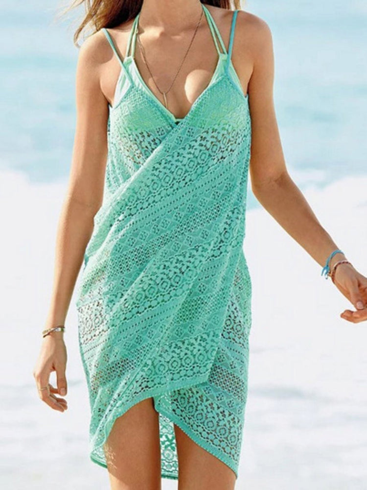 Beach Sling Lace Swimwear Cover Ups