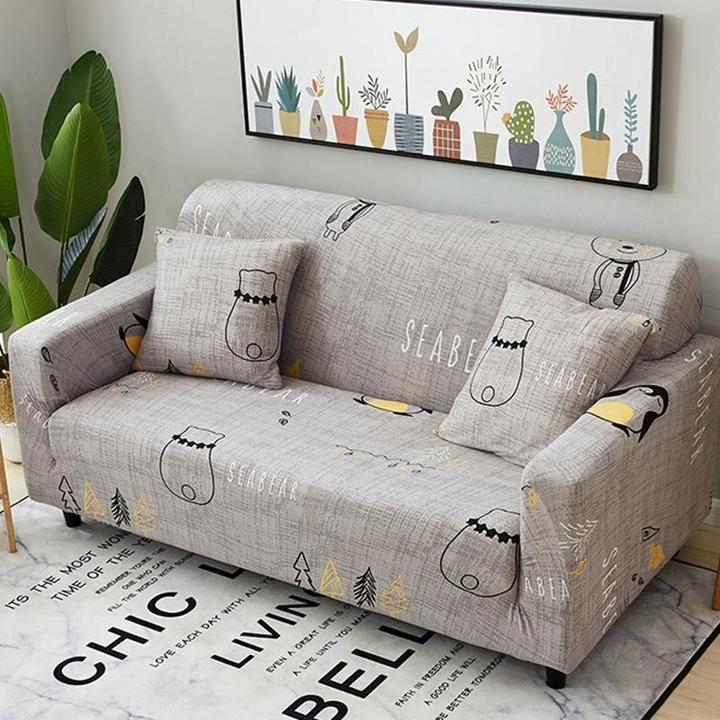 Groovy High Quality Stretchable Elastic Sofa Cover Andrewgaddart Wooden Chair Designs For Living Room Andrewgaddartcom