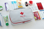 Medicine Drop Tote Bag For Travelling And Home