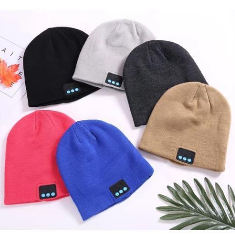 Wireless Earphone Beanie-Best Gift for your Christmas