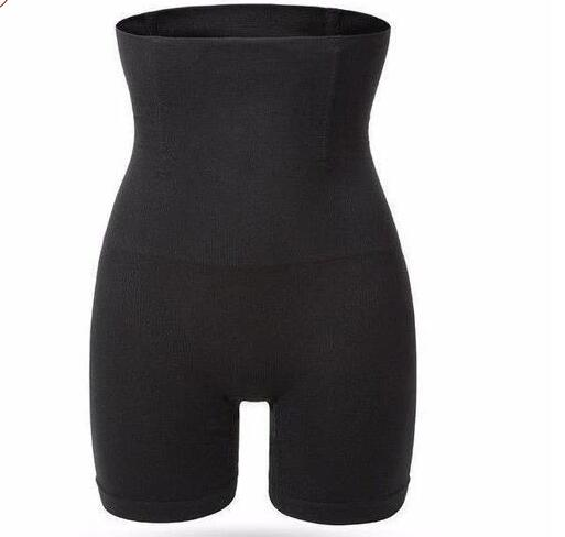 Body Shaper High Waist Control Pants Postpartum Abdomen Panties Slim Seamless Shaping Underwear