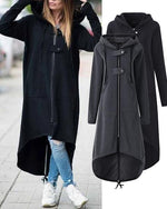 Fall Winter Fleece Vintage Outwear Shirt &Tops Warm Coat