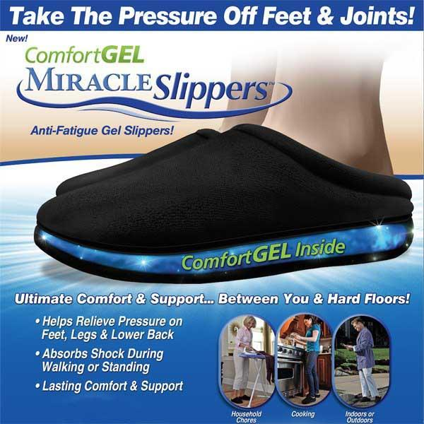 Miracle Comfort Slippers Men and Women