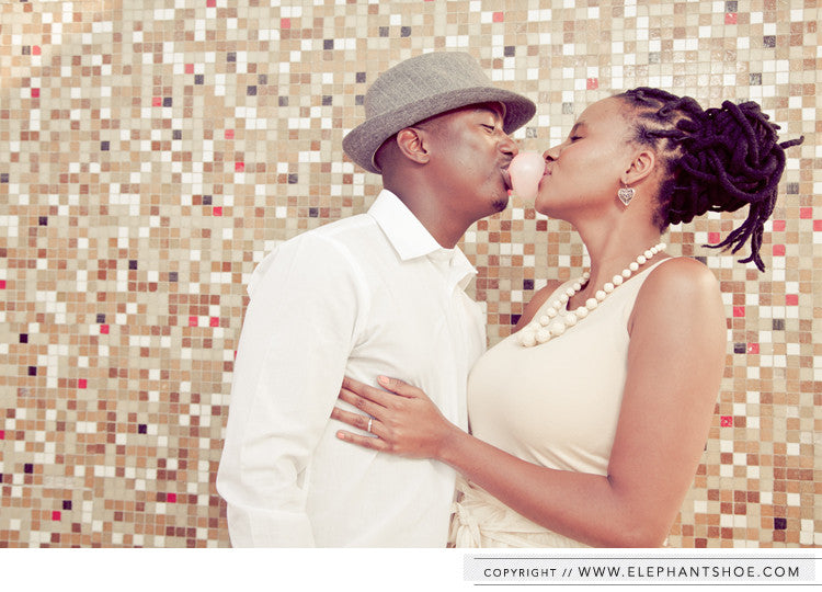 Engagement shoot // Styling : Elephantshoe // Photos by: Blackframe Photography