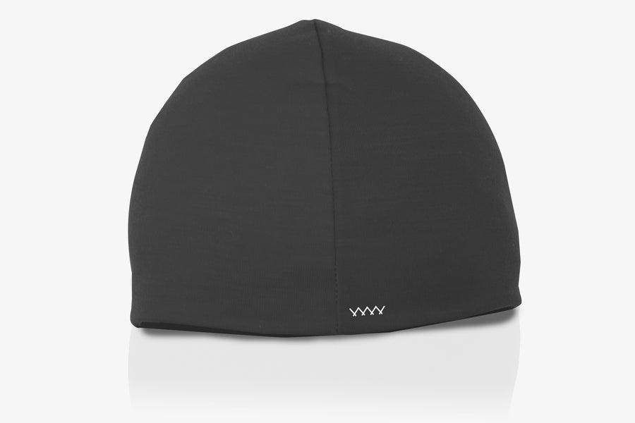Beanie Double Charcoal