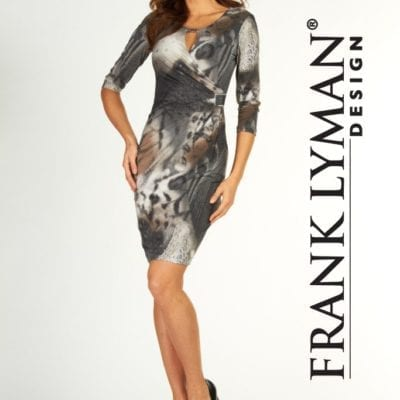 Frank Lyman Cocktail Dress on SALE