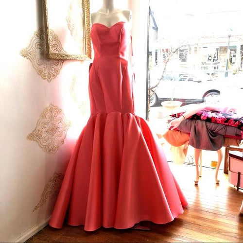 Colors Prom Gown- Rental