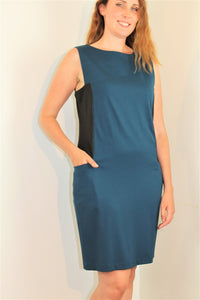Color Blocked Sheath on SALE