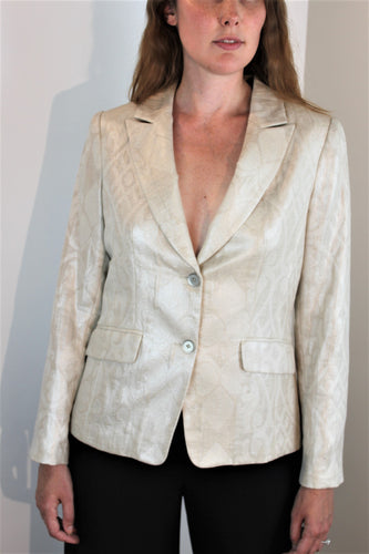 Champagne Blazer on SALE